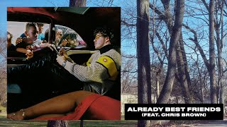 Jack Harlow - Already Best Friends (feat. Chris Brown) [Official Audio]