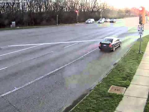 Red Light Camera Violation