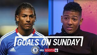 Ex-Chelsea player Patrick van Aanholt gives strong advice to Callum Hudson-Odoi | Goals on Sunday