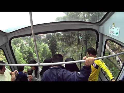 Viaje a Bogota cerro de Montserrat !!