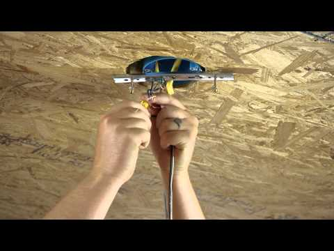 How to Install a Chandelier Over a Ceiling Fan Site : Ceiling Fans & Light Fixtures