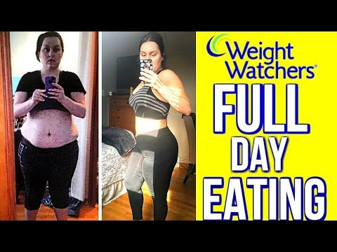 FULL DAY OF EATING / WEIGHT WATCHERS SMART POINTS / DANIELA DIARIES