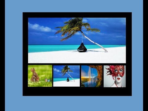 How to create image slider using html and css