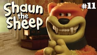 Shaun the Sheep - Harimau Palsu [Cheetah Cheater]