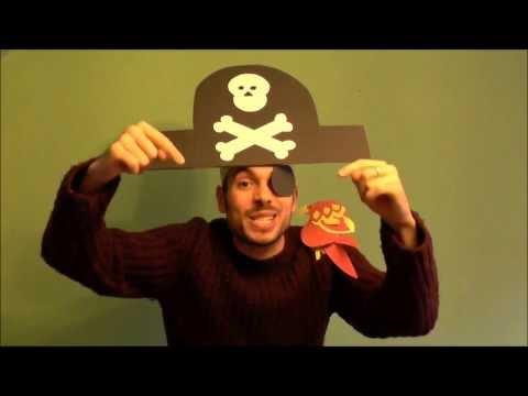 Pirate Treasure Chest - Kids Craft Idea