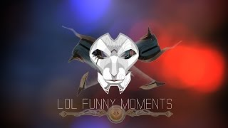 Jhin Funny Moments - Friend Montage || League Of Alae