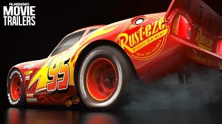 CARS 3 Meet Jackson Storm and Lightning McQueen in the ALL NEW Teaser Trailer