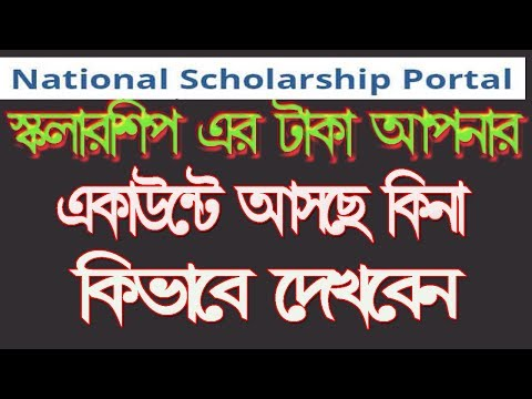 How to Check Scholarship Status national schoolarship staipen