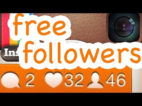 HOW to get MORE Instagram Followers FAST! (REALLY WORKS) 2014 iPod iPad iPhone