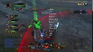 Trickster Rogue quad kill