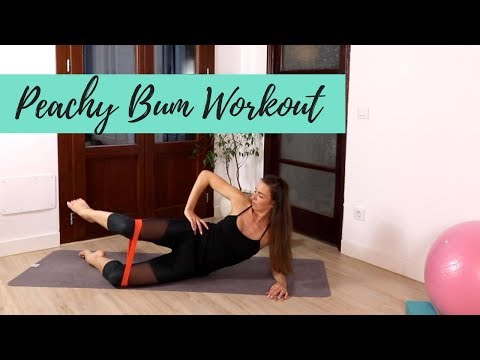 PEACHY BUM WORKOUT (AND NO SQUATS!)