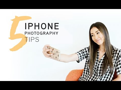 How To Take Better Photos On Your iPhone │Photography Tips
