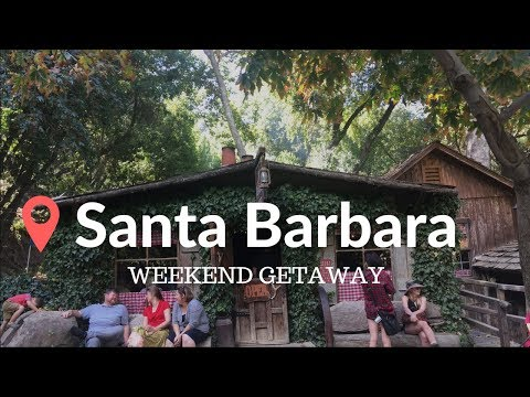 SANTA BARBARA - TOP LOCALS ONLY PLACES TO EAT