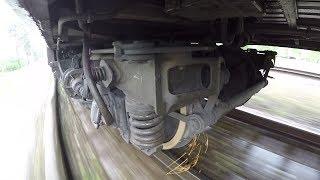 Gopro - Тележка электропоезда ЭР2 1 / ER2 EMU bogie 1