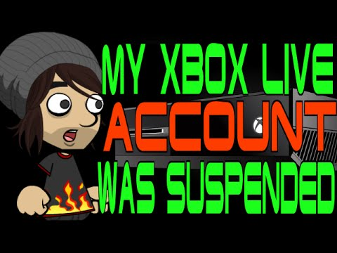 My Xbox Live Account Was Suspended!