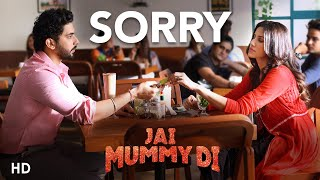 Jai Mummy Di: Dialogue Promo 1 - Sorry | Sunny Singh | Sonnalli Seygall | Releasing 17th Jan