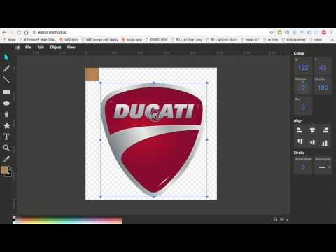 SVG resizing with free online tool