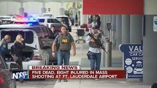 Shooting at Fort Lauderdale airport