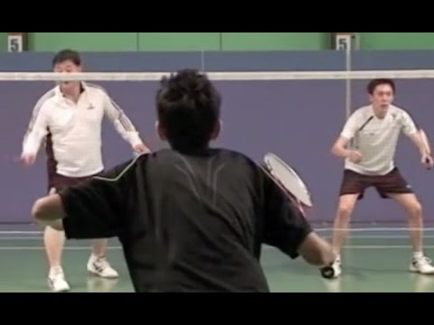 Badminton-Where should I smash in doubles (1)