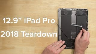 Download iPad Pro 12.9″ (2018) Teardown! Video