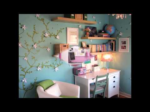 Fascinating Teenage bedroom ideas