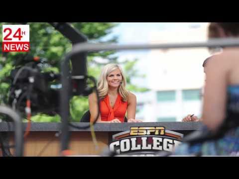 Samantha Ponder leaving College GameDay for NFL gig