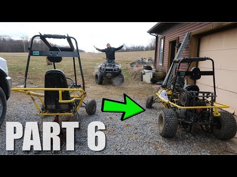 OFFROAD BUGGY BUILD (Part 6)