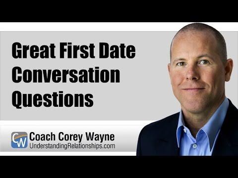 Great First Date Conversation Questions