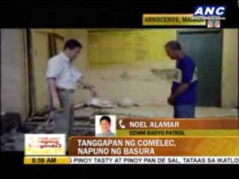 Comelec office in disarray after last day of registration