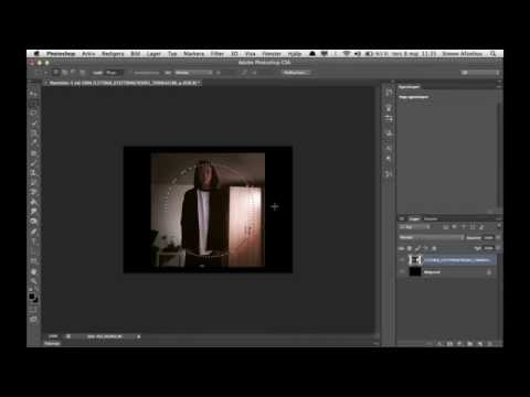 How to Fade Edges/Blend a Picture in Photoshop