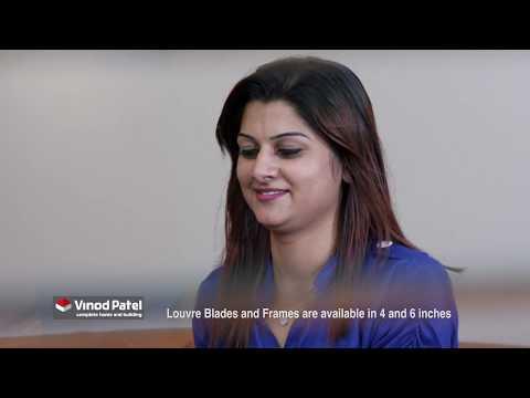 Vinod Patel Wind Louvre Windows