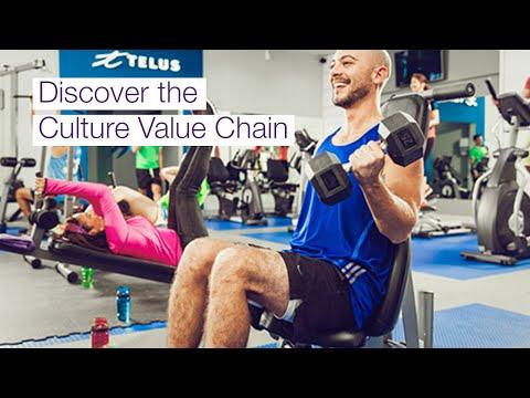 The Culture Value Chain - TELUS International