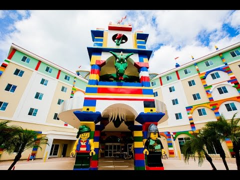 Florida Travel: Tour the LEGOLAND Hotel at LEGOLAND Florida