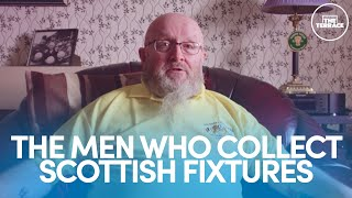 Explore The World Of Two Men Who Collect Scottish fixtures | A View From The Terrace