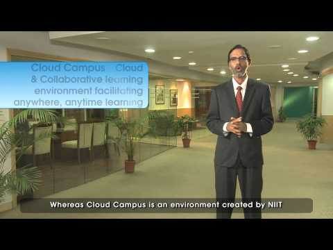 Difference between Cloud Campus and Cloud Computing?