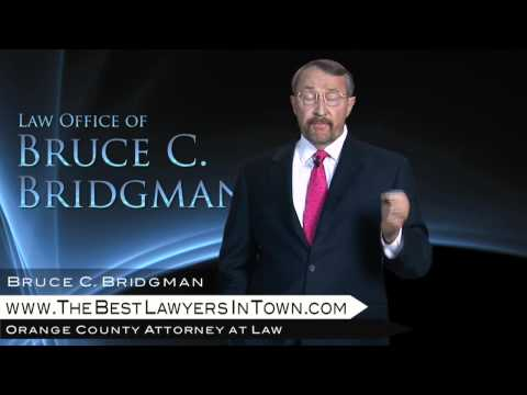 Choosing a Criminal Defense Attorney in Orange County