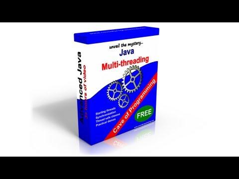 Advanced Java: Multi-threading Part 3 -- The Synchronized Keyword