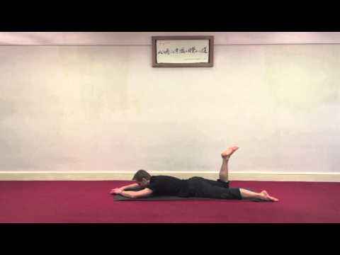 A way into 'Bow Pose'