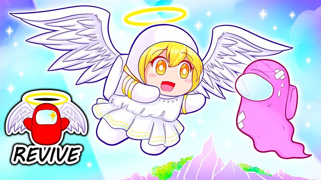 AMONG US NEW ANGEL ROLE! (Mod)