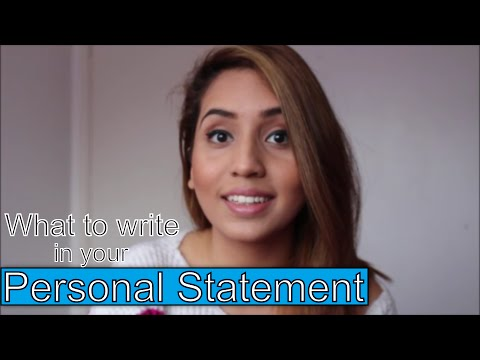 Getting Into Dental School | What To Include In Your Personal Statement