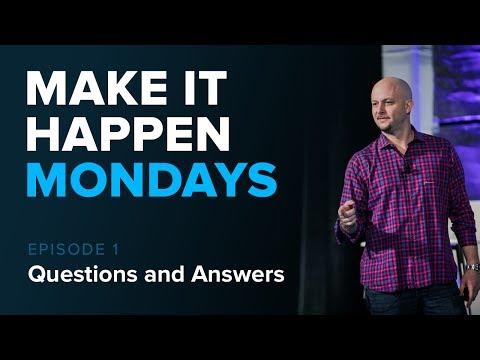 Make It Happen Mondays: Episode 1 - John Barrows Takes Your Sales Questions
