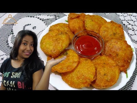 Loki Pakora Recipe-lauki ka pakora-Crispy Bottle Gourd Fritters-Easy and Quick Ghiya Pakoda