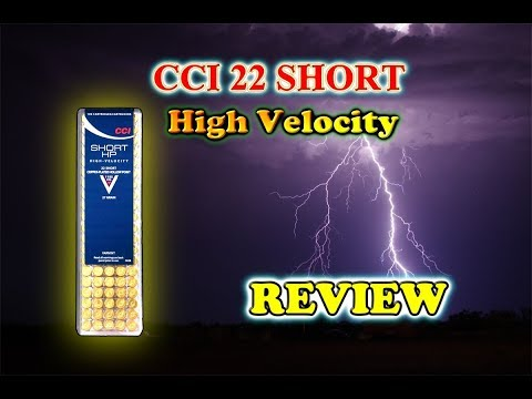 REVIEW: CCI 22 HP Short
