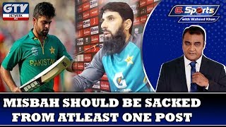 Misbah Should be Sacked from atleast one Post | G Sports with Waheed Khan Full Episode 9th Oct 2019