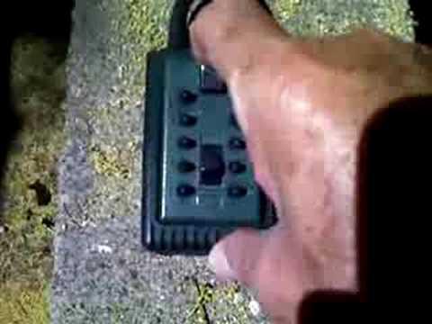 Supra Lockbox Instructions