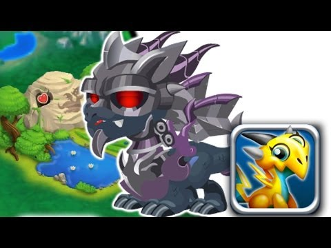 How to breed Panzer Dragon 100% Real! Dragon City Mobile!