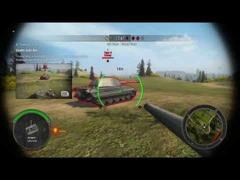 World of Tanks Xbox 360 Edition beta