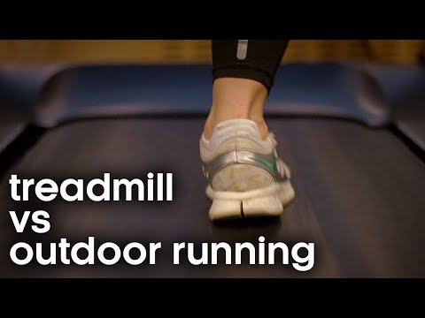 Is It Better for You to Run Outdoors or on a Treadmill? | Earth Lab