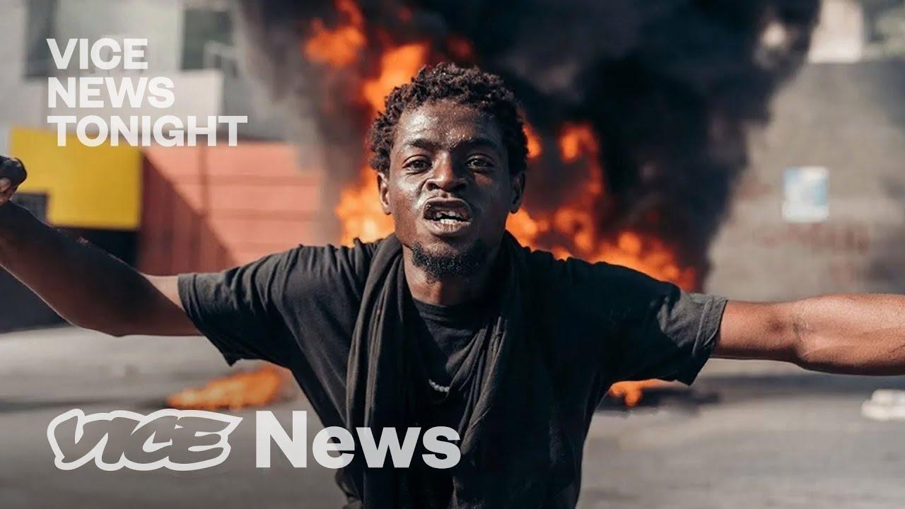 Haiti Has Had Enough of Gangs, Kidnappings and Its President