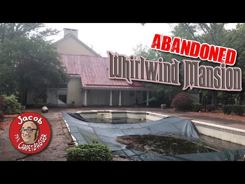 Abandoned Mansion with Blood Stains and Claw Marks - Whirlwind Mansion